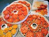 Preparing Tomatoes For The Dehydrator