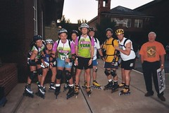a2a 03 race start--tnt and rollerquest (rollerquest) Tags: 2003 a2a rollerquest a2a03