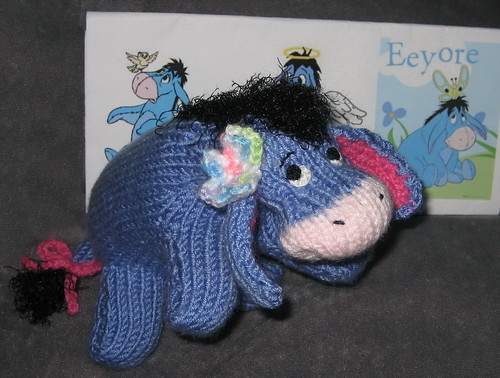 Finally Posting Eeyore! :o) - We Love Amigurumi