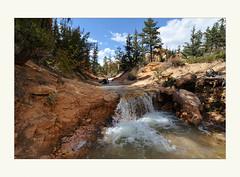Waterfall at Bryce Canyon (hades.himself) Tags: usa utah waterfall nikon eua luis nikkor brycecanyon hades brycecanyonnationalpark d700 balbinot 1424mmf28g