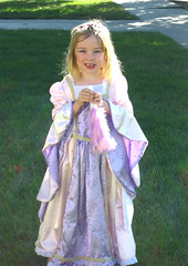 tiny beauty (HeatherSB) Tags: costume dress princess crown imadethis gown marieantoinette rennfaire mybeautifuldaughter