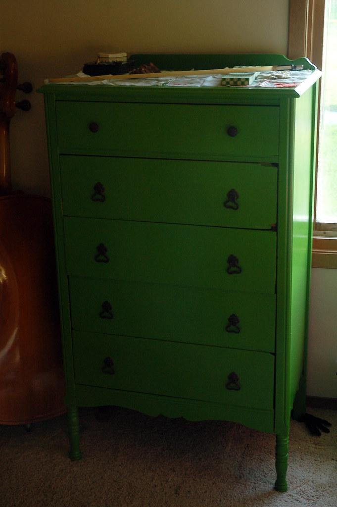 Dresser Finished
