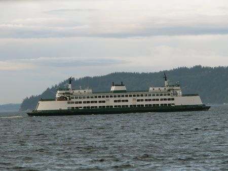 WSF to Whidbey Island
