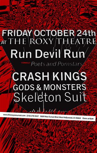 Run Devil Run 10/24