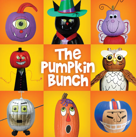 The pumpkin bunch