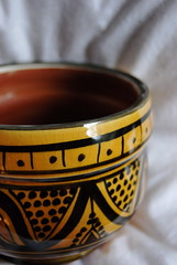 Pretty Moroccan Ceramic Pot