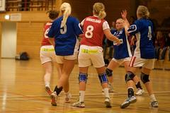 Marnardal-AK 28 2 4. divisjon damer (Tor Olav Rydlende) Tags: 2 28 hndball marnarhallen marnardalak