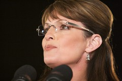 Sarah Palin Rally (StarrGazr) Tags: election political politics newhampshire nh candidate salem campaign palin vicepresident sarahpalin election08