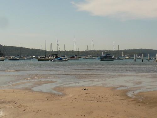 blog voyage australie sydney whv backpacker travel watson bay bateau plage