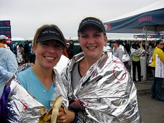 Maggie and I - finished!