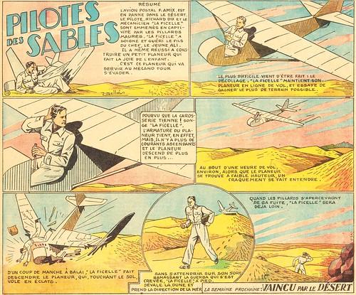 pilote des sables 15