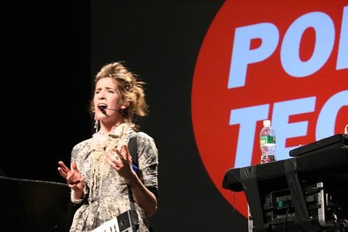 Poptech 2008 - Camden Maine - Imogen Heap