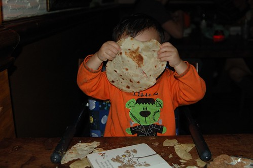 More tortilla face