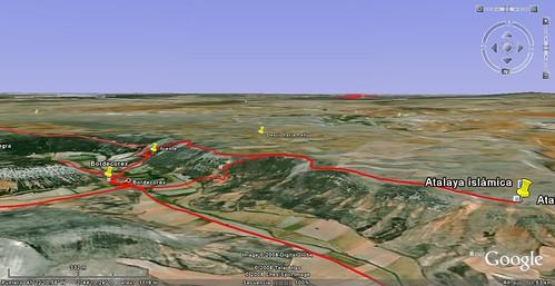 ruta: Bordecorex- Atalaya de la Ojaraca