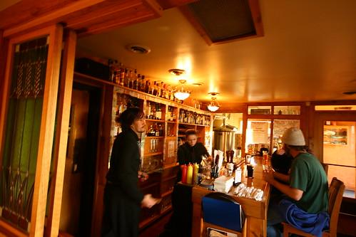 Inside Barley John's