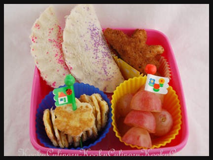 Bento #39 - Pink & Purple Rules