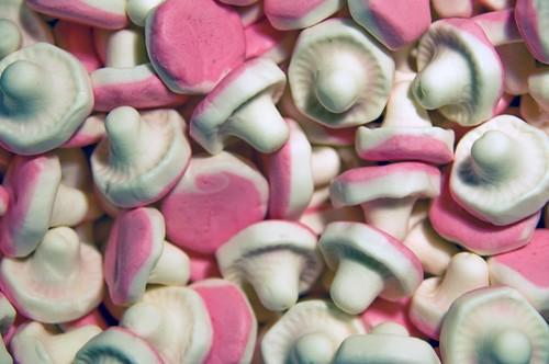 Mush' candy
