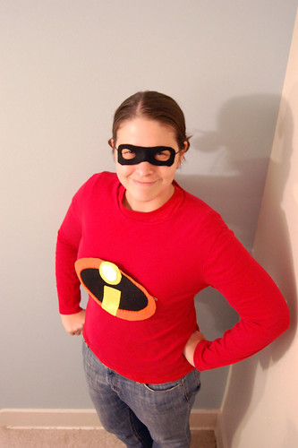 Mrs Incredible