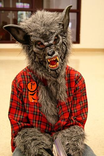 werewolf boy