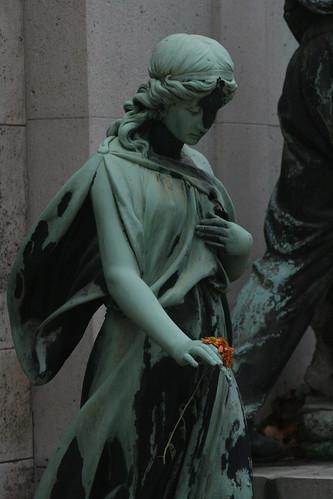 Friedhof in Budapest