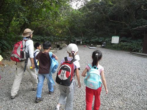 你拍攝的 12進入富陽公園。