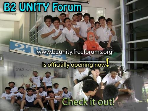 B2UNITY Forum