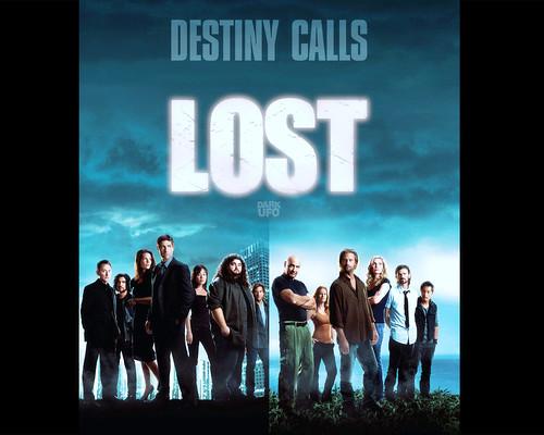 Lost Temporada 5 wallpaper