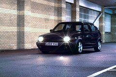 Volkswagen Golf Mk2 HDR (Daniel Hodson) Tags: uk light england dan canon volkswagen eos 350d flickr day unitedkingdom daniel aib peter dorset canon350d mk2 canoneos350d bournemouth freelance castlepoint volkswagengolf hodson visualcommunication undergroundcarpark jamiecullen hoddo artsinstitutebournemouth danielpeterhodson danielhodson theartsinstitutebournemouth dhodson wwwdanielhodsoncouk httpwwwdanielhodsoncouk