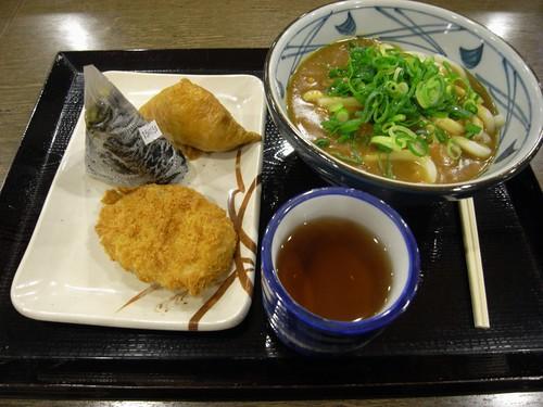 セルフうどん『丸亀製麺』(橿原店)-07
