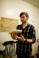 floating dough