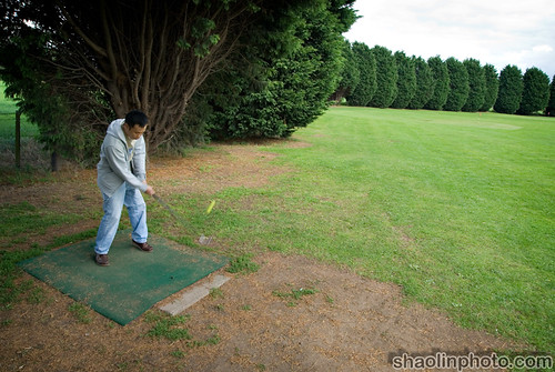 Chiu at Lower Wick Pitch and Putt