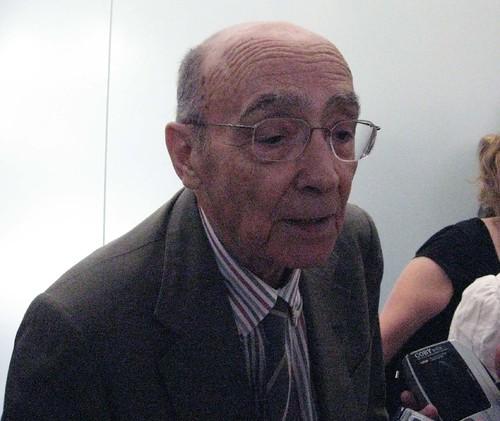 José Saramago, Brasil, 2009