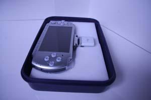 PSP-3000を入れたところ