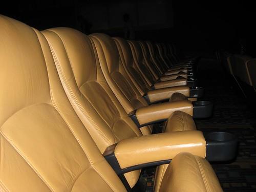 Super comfy leather seat
