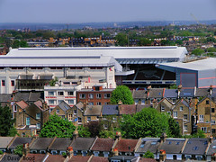 Arsenal FC Highbury Stadium (Dave Wood Liverpool Images) Tags: google stadium highbury n5 arsenal gunners arsenalfc googlecom gooners googlecouk