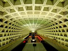 go metro! (sandcastlematt) Tags: longexposure station subway washingtondc dc washington districtofcolumbia metro dcist wmata archivesnavalmemorialpennquarterstation