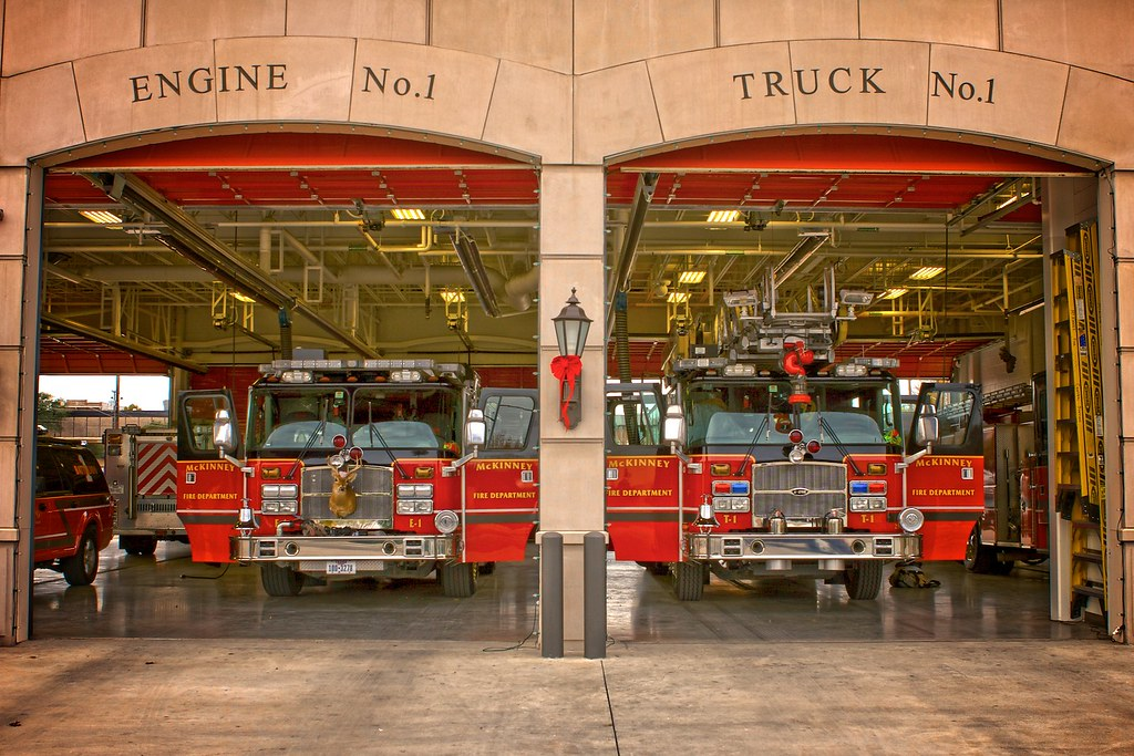 McKinney, TX - Engine Co. 1
