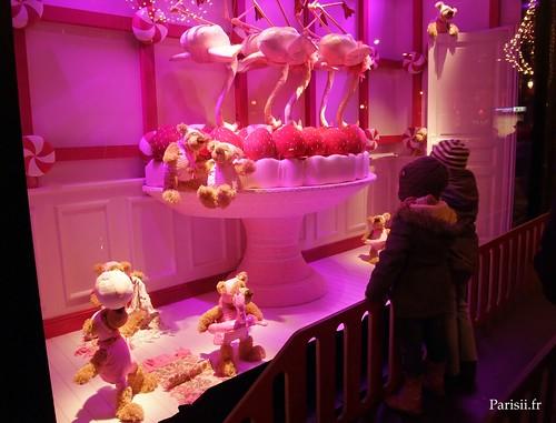 Flamants tout roses pour le croquet