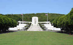 Punchbowl WWII Memorial