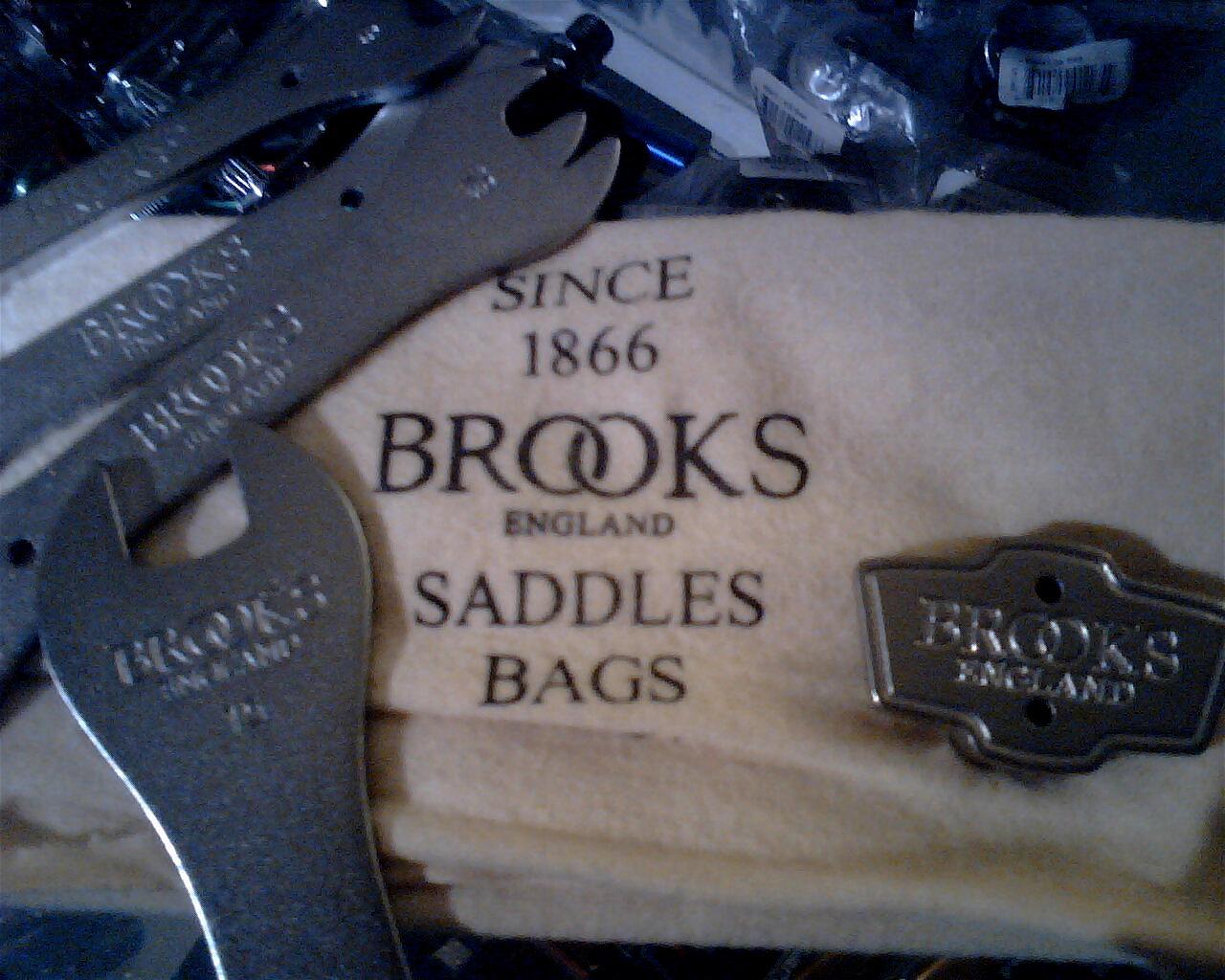 Brooks Tools