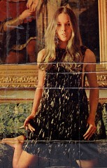 Michelle Phillips (Beat That Image) Tags: girl fashion female pose hair model glamour 60s icons phillips michelle clothes singer actress