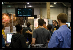 AU 2008 - Exhibition Hall