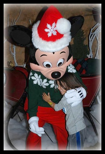 Huggable Mickey