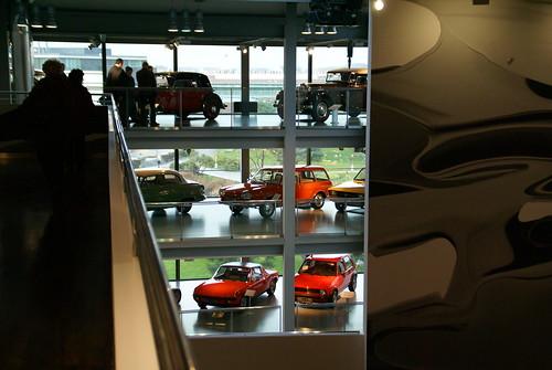 Bilder aus der Autostadt Wolfsburg