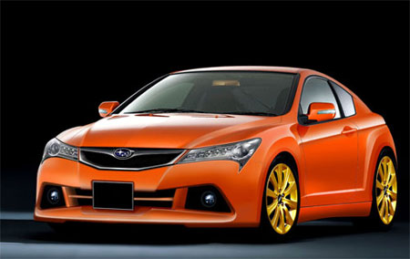 National Speed - Subaru/Toyota Coupe