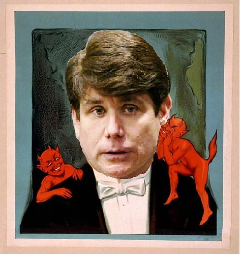 Blagojevich Legal Defense by Mike Licht, NotionsCapital.com.