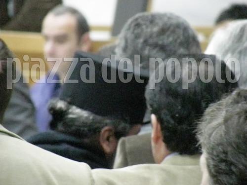 Δίκη Εφραίμ και Αρσένιου στην Κομοτηνή [4.2.2009]