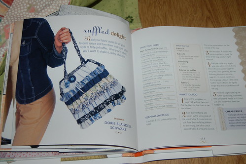 Ruffled delight bag spread (copyright Hanna Andersson)