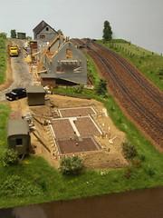 PICT2926 (dampflok44) Tags: baustelle modelleisenbahn modelrailroad modellbahn modelllandschaft