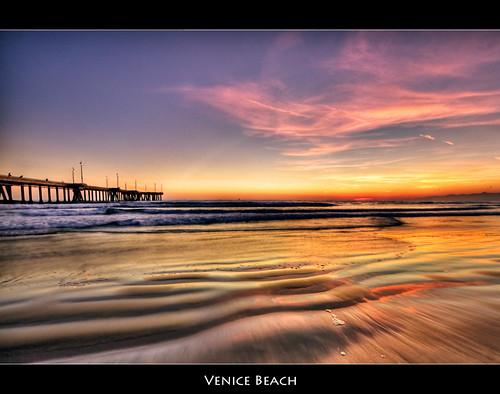 Venice Beach Sunset by szeke (busy).